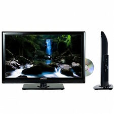 "24"" Inch HD 1080 LED TV 12v Volt Portable Car Kit DC/AC TV DVD PLAYER Combo NEW"