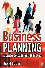 Business Planning: A Guide to Business Start-up by David Butler (Paperback,...