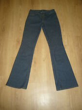 Womens blue/striped DOLCE & GABBANA  Stretch Jeans - D&G Kick Flares - IT42 UK10