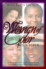King James Version Women of Color Study Bible by World Bible Publishing