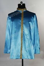 Star Trek TNG Jean-Luc Picard Blue/Green Jacket Uniform Outfit Cosplay Costume