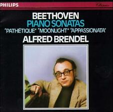 Beethoven: Piano Sonatas - Moonlight, Pathetique, Appassionata by Ludwig van Be