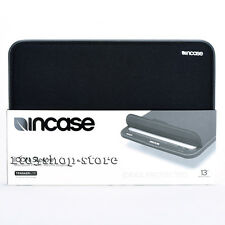 "Incase ICON TENSAERLITE Sleeve Pouch Case for MacBook Pro 13"" w/Retina Black"