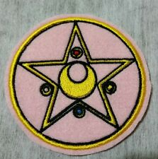 Sailor Moon embroidered patch