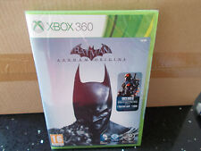 BATMAN ARKHAM ORIGINS - FOR XBOX 360 - 2 disc edtion - NEW/SEALED