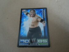 Carte - Catch  Topps Slam Attax 2008 - Smack Down - Umaga