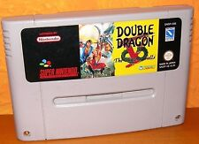 Snes super nintendo Double Dragon V The Shadow si
