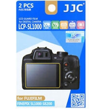 JJC LCP-SL1000 Ultra hard polycarbonate LCD Film Screen Protector Fr Fuji S8200
