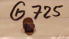 Orden Belgien Feuerkreuz 1wk mit zweiter Miniatur für Knopfloch (g725-)