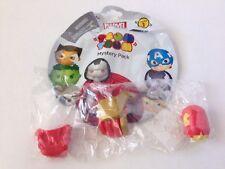 New Tsum Tsum Disney Marvel Mystery Stack Pack Series 1 Ironman Avengers Bag