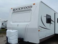 (ORIGINAL LOOK) ROCKWOOD FOREST RIVER DECALS STICKERS RV CAMPER WHEEL TRAILER Z3