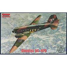 NEW Roden 1/144 AC47D Spooky US Ground Attack Aircraft 310
