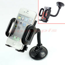 360°Rotation In-car Mount Bracket Holder Support Stand For Mobile Phone PDA GPS