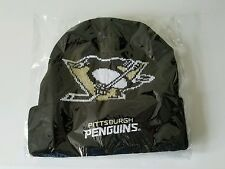 Pittsburgh Penguins Arena Give Away SGA Knit Winter Tuque Toque Beanie hat