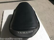 YAMAHA DT100 1977-1983 NEW HIGH QUALITY REPLACEMENT BLACK SEAT COVER