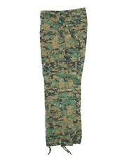 US ACU Combat Tactical Army woodland digital Ripstop Feldhose Hose pants M