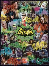 Jigsaw puzzle Entertainment Batman and Robin the TV Series 1000 piece NEW