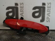 FORD FIESTA 1.25 PETROL 2010 DRIVERS SIDE REAR EXTERNAL DOOR HANDLE