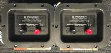 Service: Pioneer HPM-100 Speaker Crossovers 100 or 200 watt (Pair)