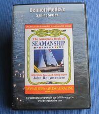 THE ANNAPOLIS BOOK OF SEAMANSHIP  Daysailors: Sailing & Racing  DVD