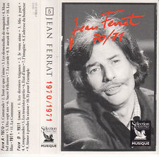 K7 AUDIO (TAPE) JEAN FERRAT 70 / 71 (READER'S DIGEST)