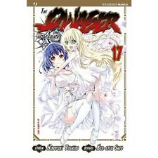 THE QWASER OF STIGMATA 17 (Seikon no Qwaser) MANGA J POP jpop - NUOVO