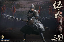 Over Bear Soul 1/6 Three Kingdoms Ancient Soldier Zhang Buyou Poseable Figure