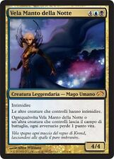 Vela Manto della Notte - Vela the Night-Clad MTG MAGIC Planechase Ita