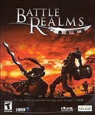 Battle Realms (PC, 2001) - Complete -  Collectible C12