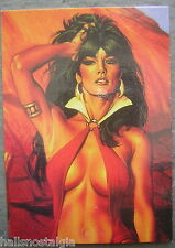(25) 1997 Vampirella Blood Lust Promotional Cards by Comic Images - Joe Jusko