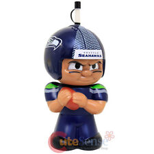 Seattle Seahawks  Teenymates Big Sip Tumbler NFL Player Figure Bottle 16oz