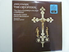LP JOHN STAINER The Crucifixion George Guest SPA 267