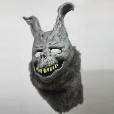 Donnie Darko Frank Bunny Rabbit Halloween Costume Cosplay Latex Fur Adult Mask!!