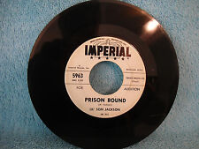Lil' Son Jackson, Prison Bound / Rolling Mill, Imperial Records 5963, BLUES