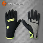 2015 Sport Waterproof Cycling Gloves Shockproof Bike Bicycle Full Finger Gloves