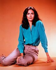 "Lynda Carter Wonder woman 10"" x 8"" Photograph no 9"