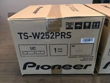 Pioneer Stage 4 TS-W252PRS 1-Way 10in. Car Subwoofer Brand New Factory Sealed