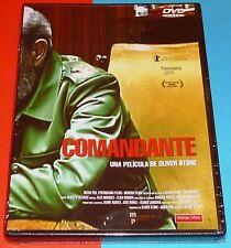 COMANDANTE - Oliver Stone / Fidel Castro - Precintada