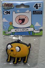 Adventure Time with Finn and Jake Jake Keychain ~ Officially Licensed