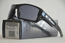 NEW Oakley Eyepatch 2 Sunglasses Polished Black w Grey Lens 009136-13 FS, NIB