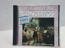 CD The Best of Concertos - Bach, Mozart, Handel & more - 1995 - Classical