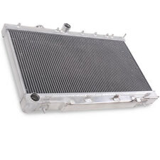 SUBARU IMPREZA 03-07 WRX STI 2.0 42MM HIGH FLOW ALUMINIUM ALLOY RACE RADIATOR
