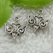 free ship 160 pieces tibet silver dove charms 20x18mm #2684
