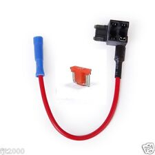 Micro Blade Mini ATM FUSE PLUG Add a circuit Fuse Block Extension + 10A Fuse