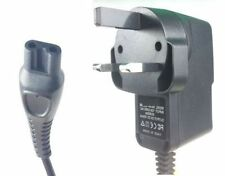Gagitech™ 3 Pin UK Charger Power For Philips QC5530/15 Trimmer