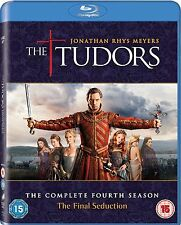 TUDORS Complate Series 4 Blu Ray Box Set Brand New Sealed UK Fourth 4th Season