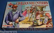 Redbox 72028 voluntarios civiles Boxer Rebellion 1900. escala 1/72