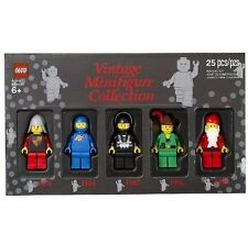 LEGO  5000440 Vintage Minifigure Collection Vol. 4 - 2012 Edition Black 4563616