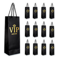 Wine Bottle Bags bottle bags Gift bags Paper bags Bags VIP 12 SET