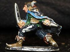Ral Partha ELF THIEF Assassin 3-Stage 01-319 Dungeons Dragons Miniature Metal DD